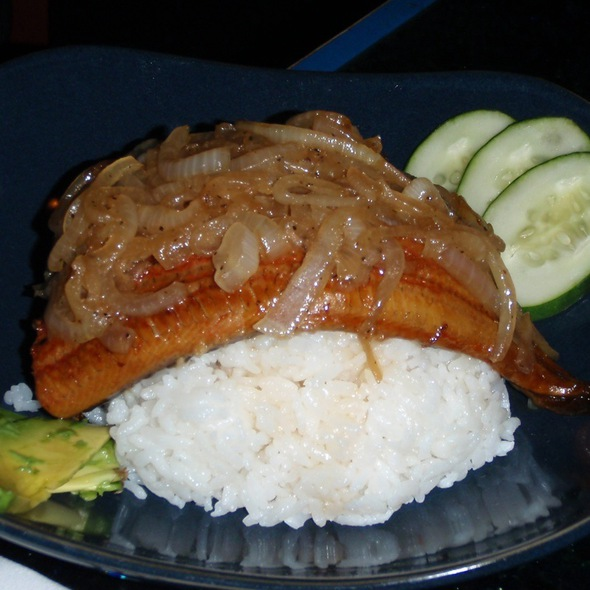 Unagu: Broiled Eel Over Rice