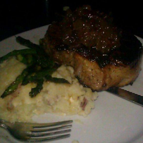 Pork Chop @ Ella's