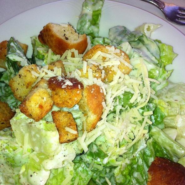 Caesar Salad - Sanderlings - Seascape Resort, Aptos, CA