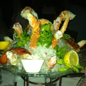 Chilled Seafood Tower - Fleming's Steakhouse - Birmingham, Birmingham, AL