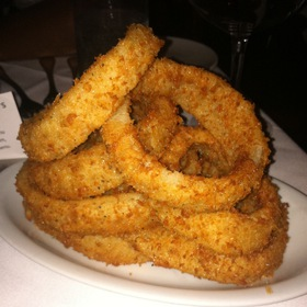 Signature Onion Rings - Fleming's Steakhouse - Birmingham, Birmingham, AL