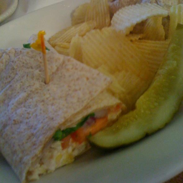 Light Wrap Sandwich