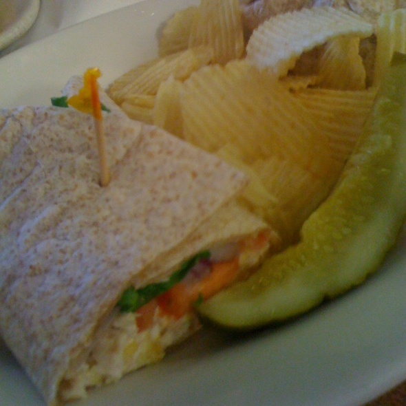 Light Wrap Sandwich @ Jason's Deli