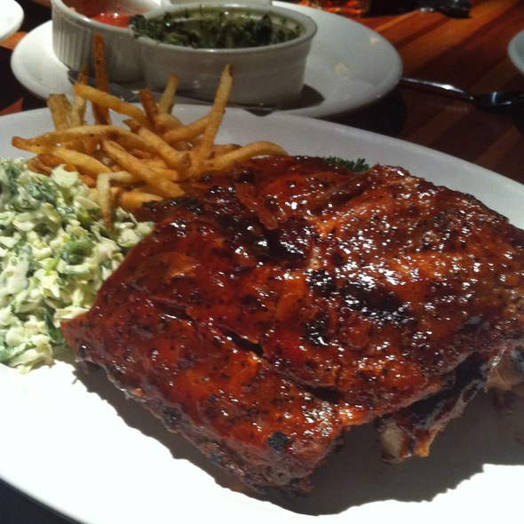 Baby Back Ribs @ Houston's Restaurant