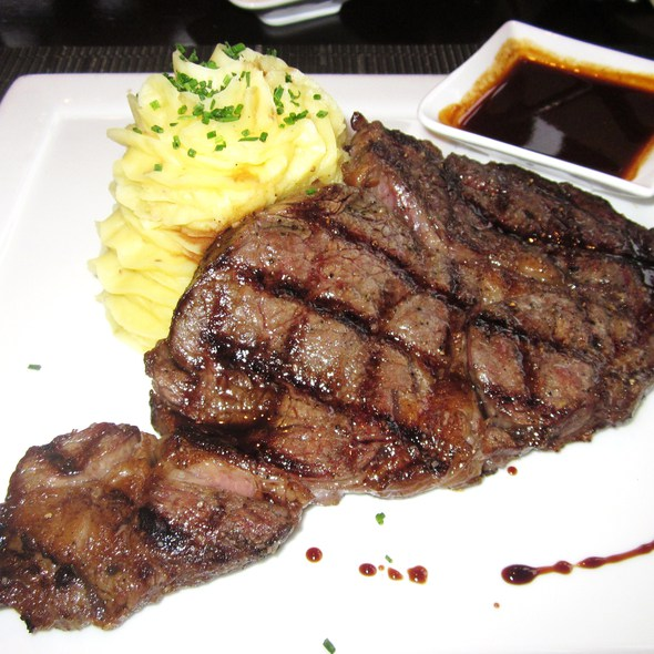 Ribeye Steak @ Six Peaks Grille