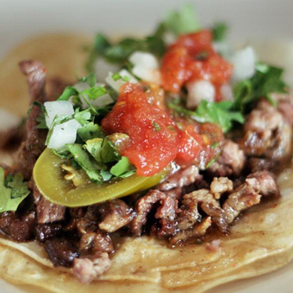 Carne Asada Tacos @ El Paisa Grill Fresh Mex