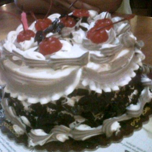 Cherry Chocolate Torte
