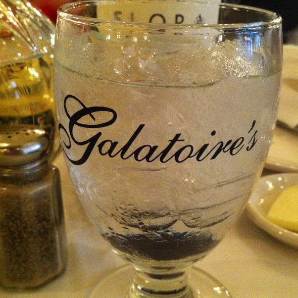 Drink @ Galatoire's Restaurant Inc