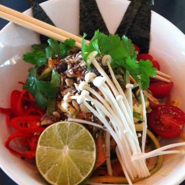 Pad Thai @ Saf Restaurant & Bar