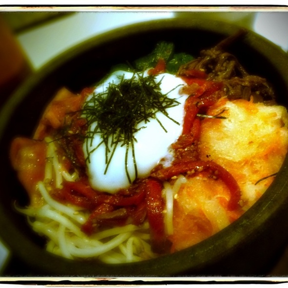 Bi Bim Bop @ Bare Foot Kitchen