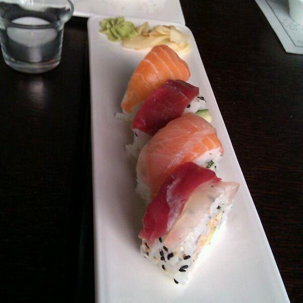 Rainbow Huramaki.  @ Restaurant Sakura Sushi Srl