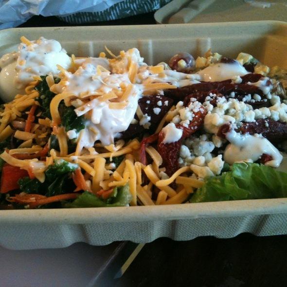 Fresh Salad Bar @ Whole Foods Market