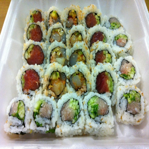 Moshi Moshi Japanese Sushi Menu - Davis, Ca - Foodspotting