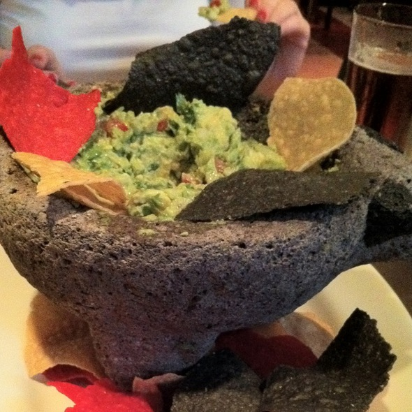 Guacamole and Chips @ Painters'
