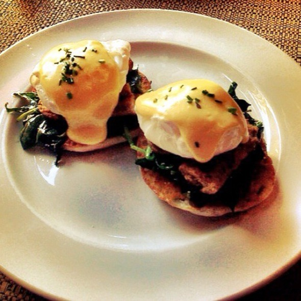 Eggs Benedict - FARMiCiA, Philadelphia, PA