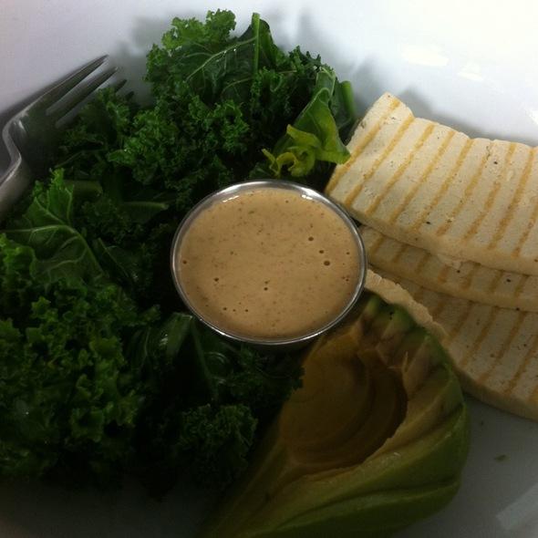 Yogi's Choice @ Jivamuktea Cafe