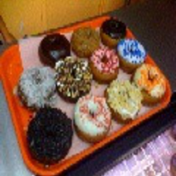 Donuts @ Regal Bakery