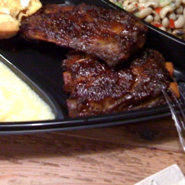Country Style Ribs @ Soul Daddy