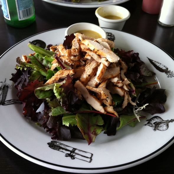Chicken Salad - Hedley's Restaurant, West Hollywood, CA