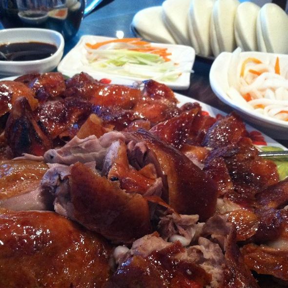 Peking Duck Feast @ Sun Wah Bar-B-Que