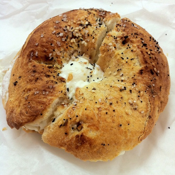 Everything Bagel @ Belly General Store