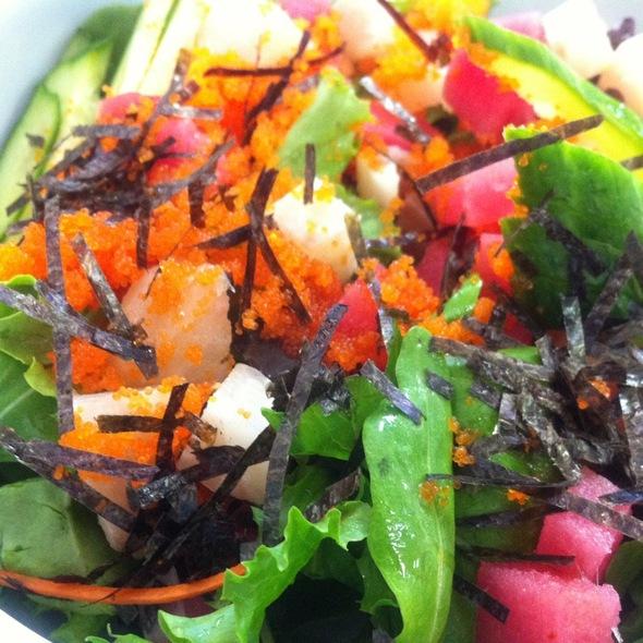 Seafood Salad @ Kang Nam Korea House