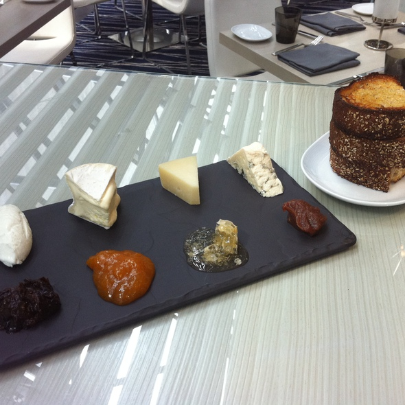 Cheese Plate - New York Central, New York, NY
