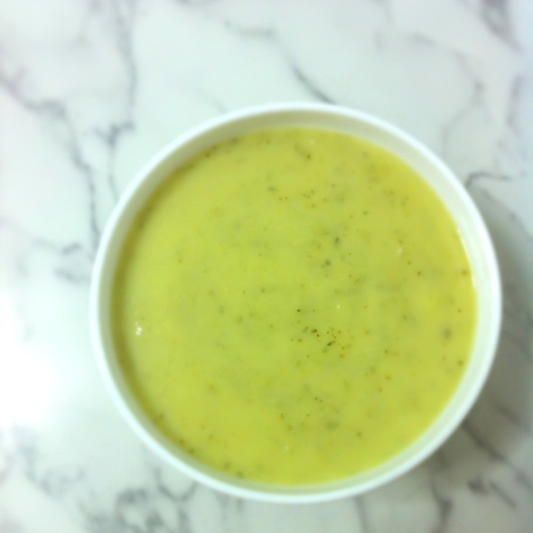 Zucchini creme @ Kool's