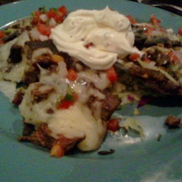 Blue Corn Steak Nachos - El Torito Grill - Torrance, Torrance, CA