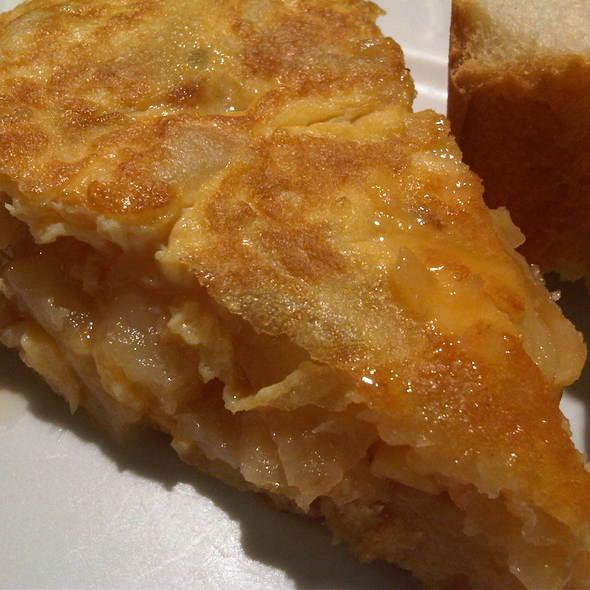 Tortilla de patata @ Ensanche
