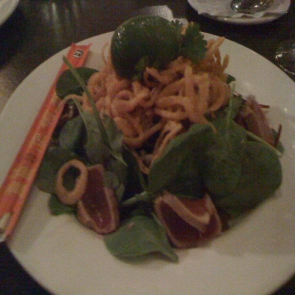 Seared Tuna Salad - City Cellar Wine Bar & Grill - West Palm Beach, West Palm Beach, FL