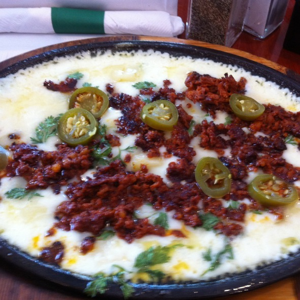 Queso Flameado @ Cactus Jack's Mexican Restaurant