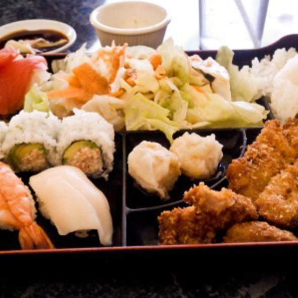 bento box @ Toro Sushi