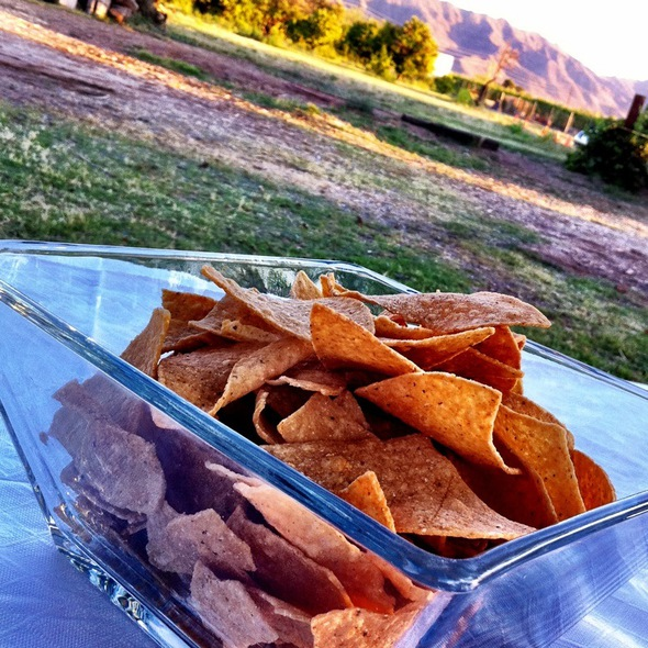 Tortilla Chips @ The Orchard