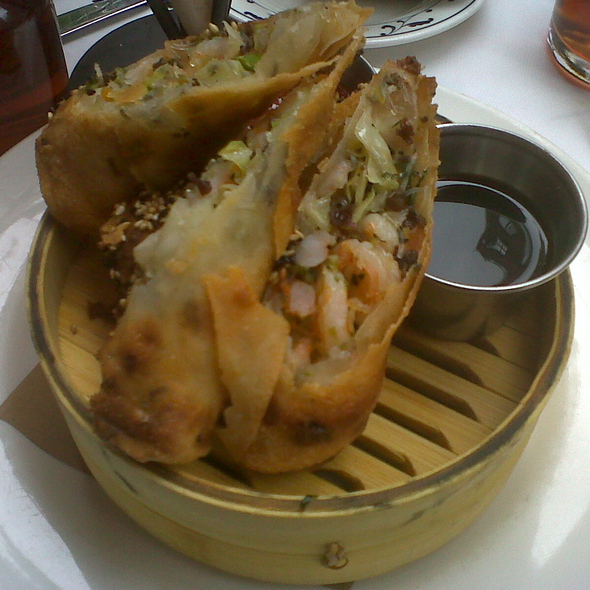 Lobster And Shrimp Spring Rolls  - Atlantic Grill, Eastside, New York, NY