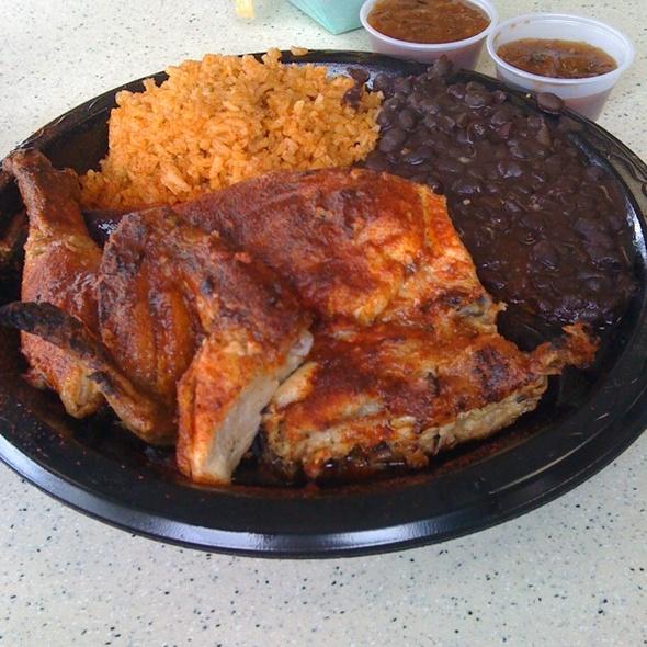 Charo Chicken Edinger Avenue Huntington Beach Ca