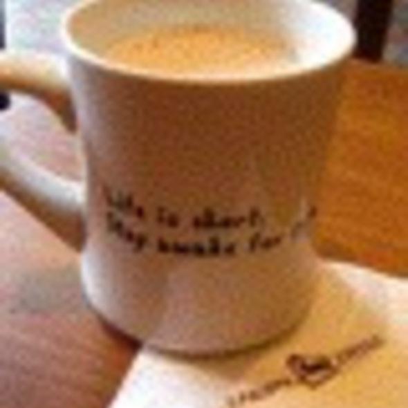 Bold Coffee @ Caribou Coffee Denver Airport
