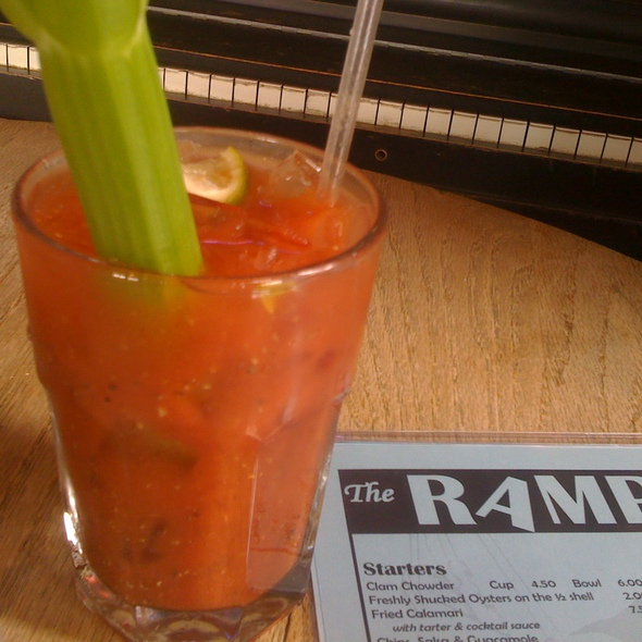 Bloody Mary @ The Ramp
