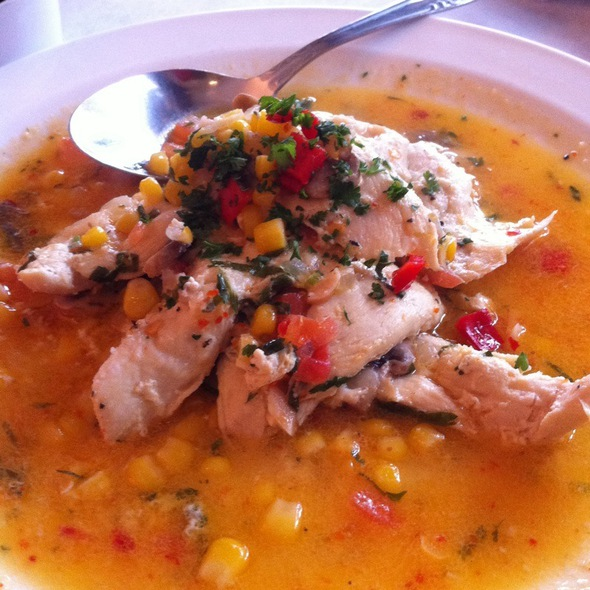 Chicken Breast In Mushroom Wine Sauce @ Tapas Picasso Spanish Restaurante