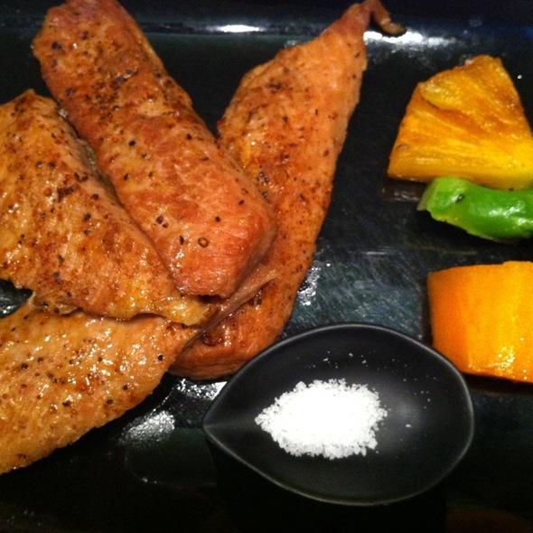 Pan Fried Pork Chops @ 陶板屋和風創作料理