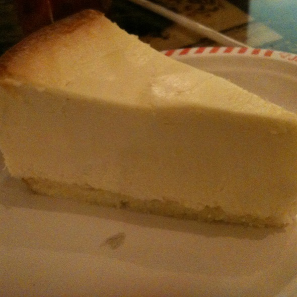 Cheesecake @ Junior's Restaurant (Grand Central)