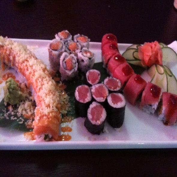 Sushi @ HJ House
