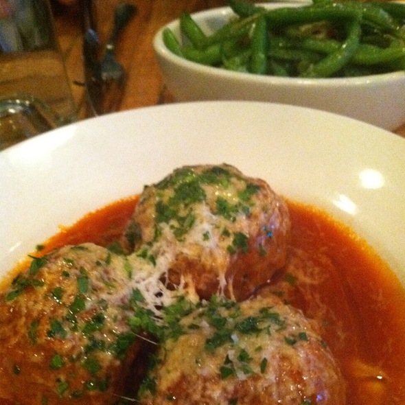 Meatballs @ Northern Spy Food Co.