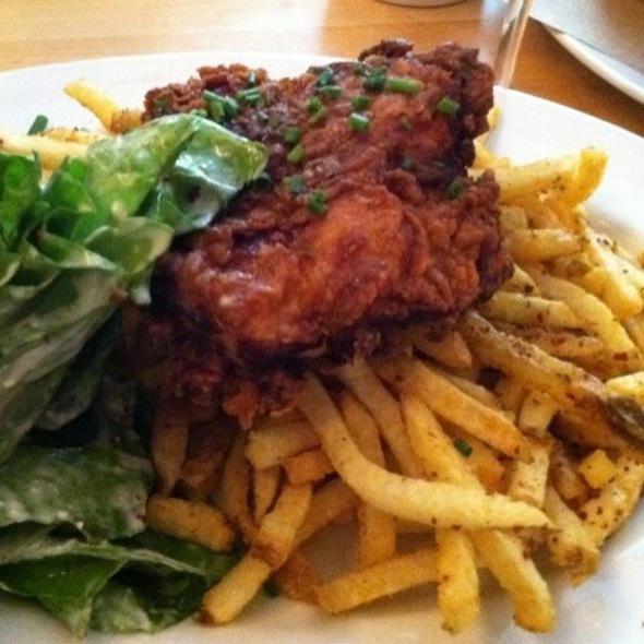 Buttermilk Marinated Fried Chicken @ Five Points