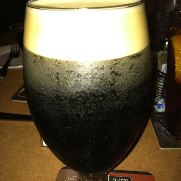Deschutes Obsidian Stout (Nitro) @ The Drafting Room