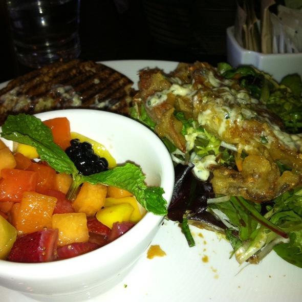 Soft-Shelled Crab - La Brasserie Bistro and Bar, La Quinta, CA