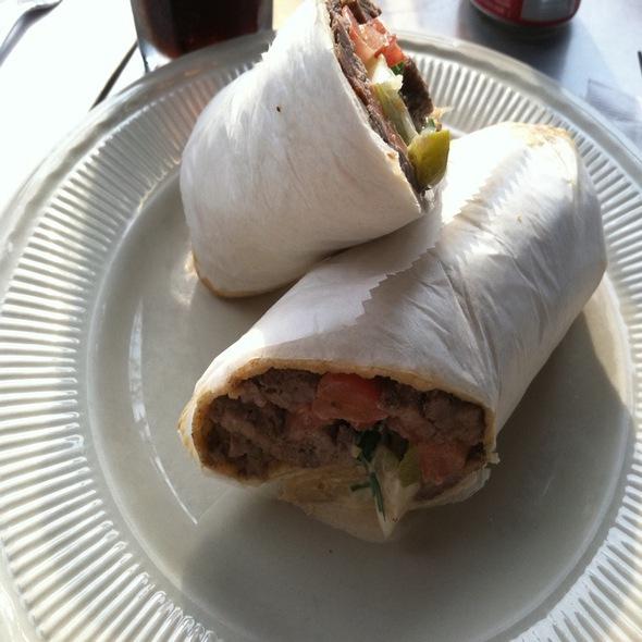 Shawarma @ Zaytoons Inc