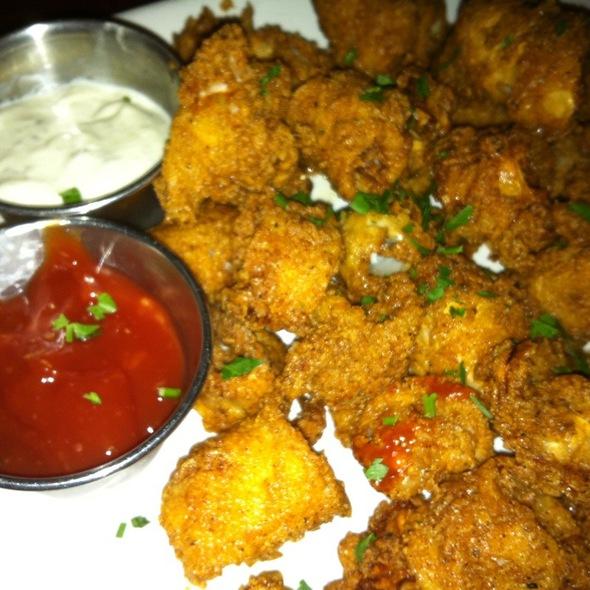 Fried Calamari - ROCK'N FISH L.A. LIVE, Los Angeles, CA