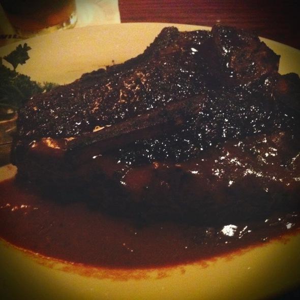 porterhouse steak - Wildfire - Chicago, Chicago, IL
