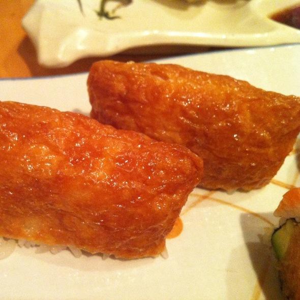 Inari Nigiri @ Ginza Japanese Restaurant